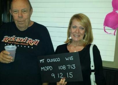 Larry & Diane